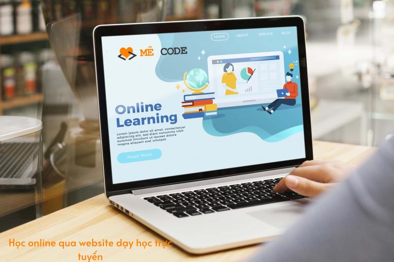website dạy học trực tuyến